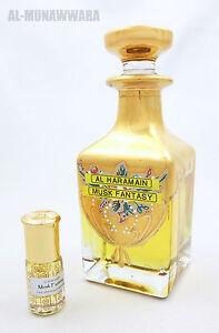 36ml Musk Fantasy by Al Haramain - Traditional Arabian Perfume Oil/Attar