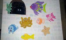 FELT BOARD/FLANNEL STORY RHYME TEACHER RESOURCE - THE RAINBOW FISH