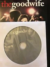 The Good Wife - Season 1, Disc 4 REPLACEMENT DISC (not full season)
