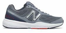 Zapatos para hombre 517V1 New Balance Gris Con Gris Y Rojo