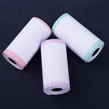 3 Rolls 57*30mm Label Thermal Printing Paper Fit for PAPERANG P1 Printer