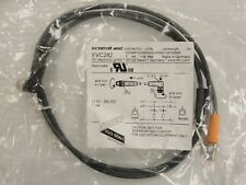 New IFM Efector Sensor Cable, EVC282