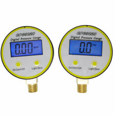 0-10bar(0~145psi) G1/4  Battery-Powered digital pressure gauge ,gas pressure