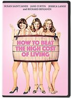 How to Beat the High Cost of Living [New DVD] Dolby