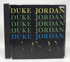 Trio & Quintet Duke Jordan CD Album savoy Made in Japan