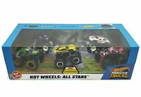 Hot Wheels 2020 Monster Jam 1:64 5 Truck Pack - ALL STARS Exclusive 18 Camaro SS