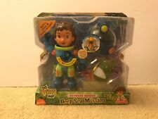 Nickelodeon Go Diego Go Extreme Recue Deep Sea Mission Poseable Figure MOC New