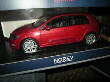1:18 Norev VW Golf VII 2014 red/rot Nr. 188517 OVP