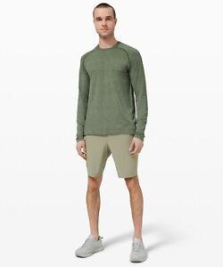 NWT $88 Lululemon Metal Vent Tech 2.0 Long Sleeve Shirt WVRG/SKSR Wave Green