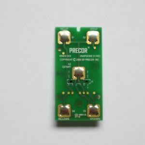 Precor D-Pad PCA Control Board