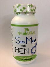 Natural SexMed for Men Dietary Supplement Libido Potencia Sexual Hombre Sex Sexo