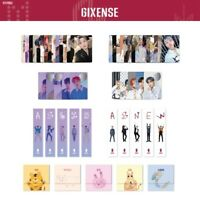 AB6IX - 1ST ALBUM 6IXENSE PHOTO CARD & SECRET PHOTO CARD & BOOKMARK & ENVELOPE