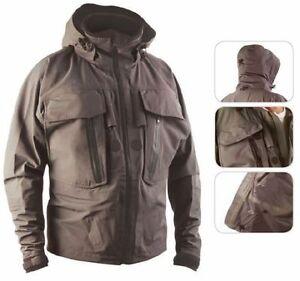 HART Skin Jacke, Watjacke, Anglerjacke Wasserdicht, Atmungsaktiv