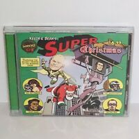 New & Factory Sealed (shrink wrapped) KROQ Kevin & Bean's Super Christmas CD