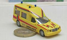 "Herpa   045513  Mercedes-Benz Binz W210 KTW ""Binz Vorführfahrzeug"""