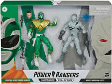 Power Rangers Lightning Collection Green Ranger Putty Patrol Action Figures Pack