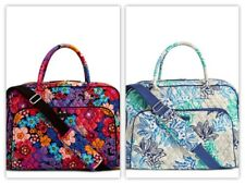 NWT Vera Bradley Weekender Travel Bag Tote ~You Choose Pattern~ 9156d3f348e7f