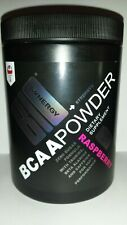UK STRONGEST BCAA POWDER TAURINE BETA ALANINE BLUE RASPBERRY FLAVOUR X 360 G😉😉