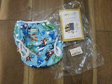 Wegreeco Baby Toddler Reusable & Adjustable Diving Ocean Swim Diapers Sz L New