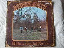 "MOTHER EARTH ""MAKE A JOYFUL NOISE"" VINYL LP 1969 MERCURY RECORDS SR-61226, ST EX"