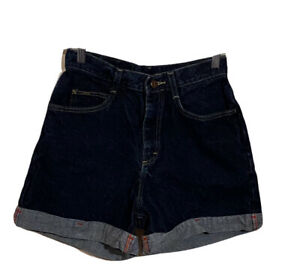 Riders Lee Women's Mom High Rise Denim Shorts Size 10M