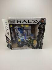 Mega Bloks Halo UNSC Cryo Bay 97088 Construx Master Chief Cortana