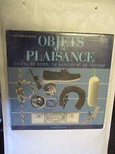 """""""Objets de Plaisance,Objets de Bord,de Babord et de Tribord"""" /Editions du May"""