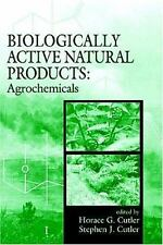 Biologically Active Natural Products: Agrochemicals, , Good Book