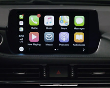 Apple CarPlay and Android Auto Retrofit Kit 00008Fz34 Tk78-66-9U0C For Mazda