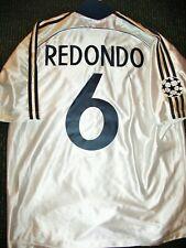 Redondo Real Madrid INTERCONTINENTAL Jersey 1998 1999 Shirt Camiseta Argentina