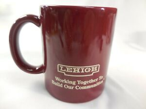 Lehigh Coffee Mug Working Together To Build Our Communities