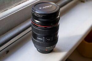 Canon EF 24-70mm 2.8 L USM Lens