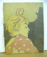 The Posters of Toulouse-Lautrec by Edouard Julien 1951