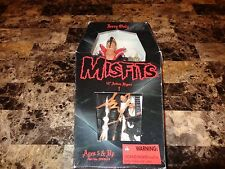 Jerry Only Rare SIGNED Misfits Action Figure Toy Doll Punk Rock Legend Authentic