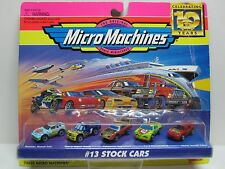 Micro Machines # 13 STOCK CARS Pontiac Grand Prix Chevy Super Truck Ford  #2 / 2