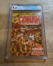 Conan the Barbarian #24 CGC 9.2 Red Sonja First Full Appearance 1973 Marvel