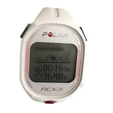 Polar RCX3F Sportuhr weiss + H7 Herzfrequenz-Sensorenset