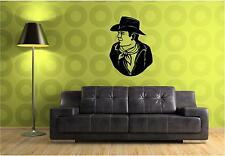 John Wayne Wall Sticker Wall Art Vinyl Decals Wall Decor Wall Stickers Westerns