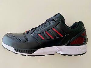 Adidas Originals ZX 8000 Torsion Leder 2013 EUR 43 1/3  US 9,5 UK 9 NEU ECHT