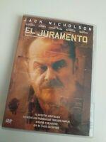 DVD  el juramento de jack nicholson