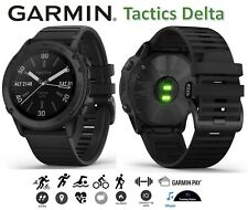 Tactix Delta Sapphire multisport tactical gps tactical watch ## 010-02357-01