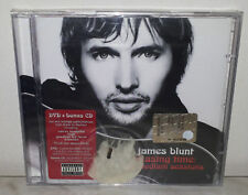 CD + DVD JAMES BLUNT - CHASING TIME - THE BEDLAM SESSIONS - NUOVO NEW