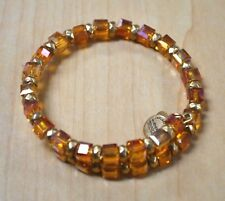 *Alex and Ani Golden Days Gold Tone Adjustable Bracelet Free Shipping