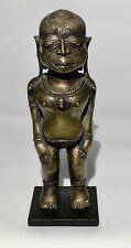 Antique African Brass Sculpture