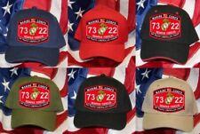 MOS 7322 AIR TRAFFIC CONTROLLER-RADAR HAT PATCH CAP  MARINES