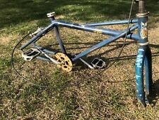 1983 SE Racing Quadangle vintage BMX frame and Landing Gear PK Ripper
