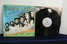Third World, Arise In Harmony, Island Records ILPS 9574,1980 Roots Reggae