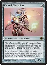 Etched Champion Scars of Mirrodin MTG Mint