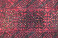 Authentic  Wool RNRN-351 3'8'' x 7'6'' Persian Balooch Rug