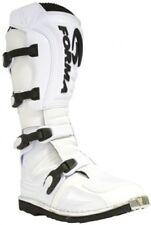 Stivali da guida fuoristrada bianco Forma